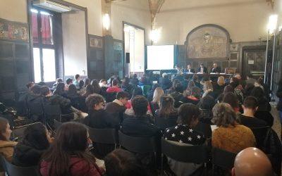 """San Vitale al convegno """"Coesione presupposto della competitività"""" a Ferrara"""