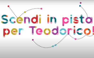 """San Vitale supporta la campagna """"Scendi in pista per Teodorico"""""""