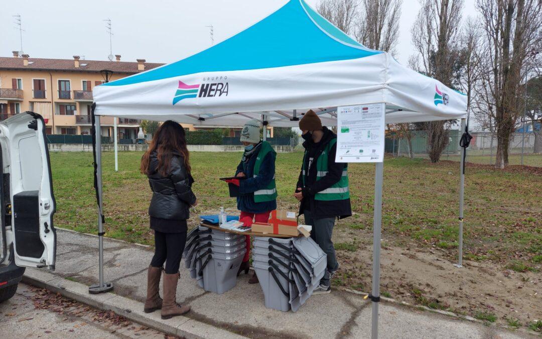 """San Vitale a supporto del progetto """"Tessera Smeraldo"""" a Ravenna"""